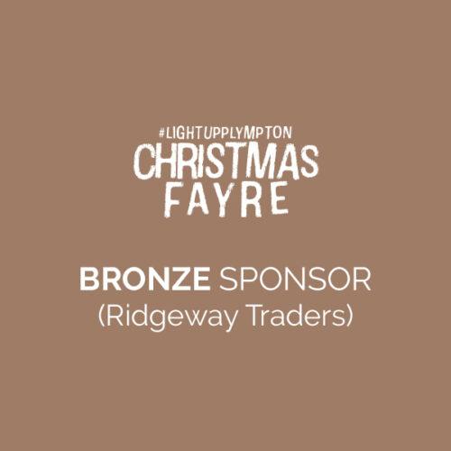Light Up Plympton Bronze Sponsor