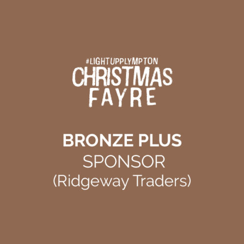 Light Up Plympton Bronze Sponsor Plus