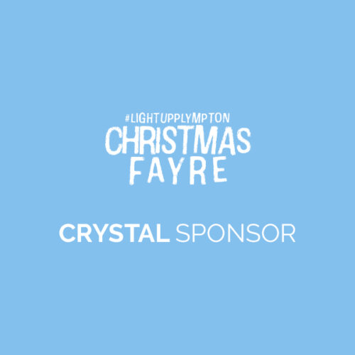 Light Up Plympton Crystal Sponsor